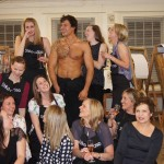 hen party life drawing classes