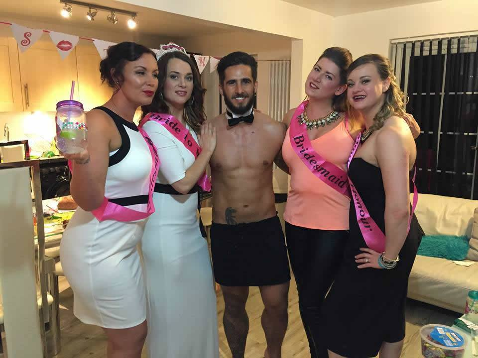 hen party butlers scotland